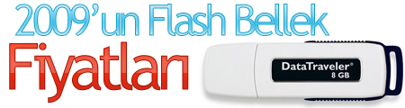 Flash Bellek Fiyatları